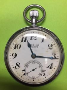 2新幹線時計